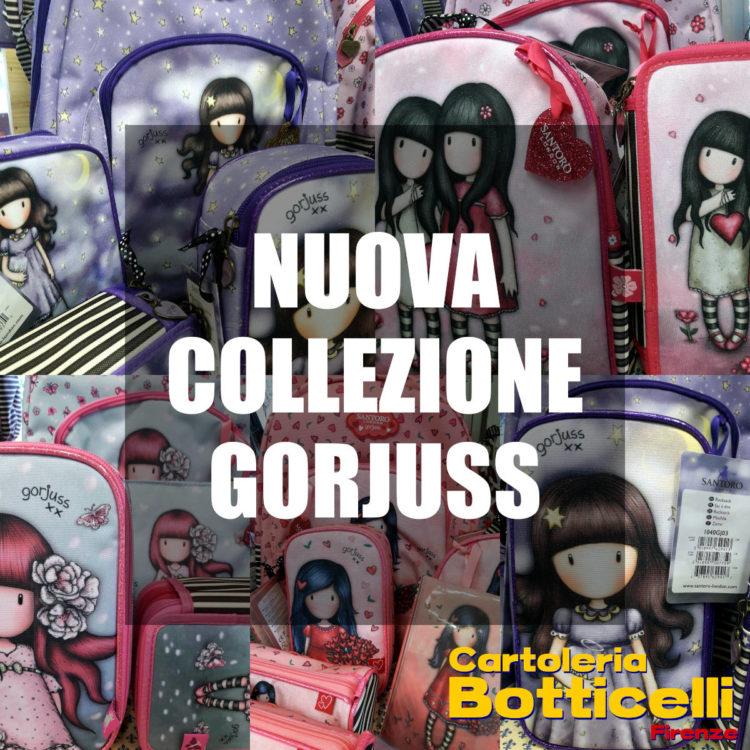 Nuova collezione Gorjuss da Cartoleria Botticelli Firenze