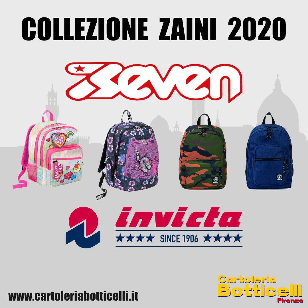 Collezione zaini 2020