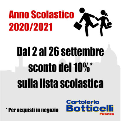 Lista Scolastica 2020/2021
